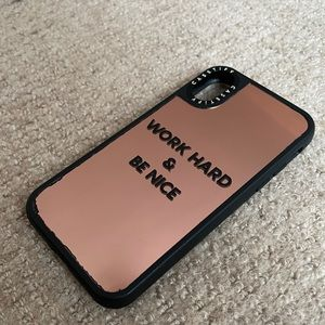 Casetify iPhone X/XS Mirror Case